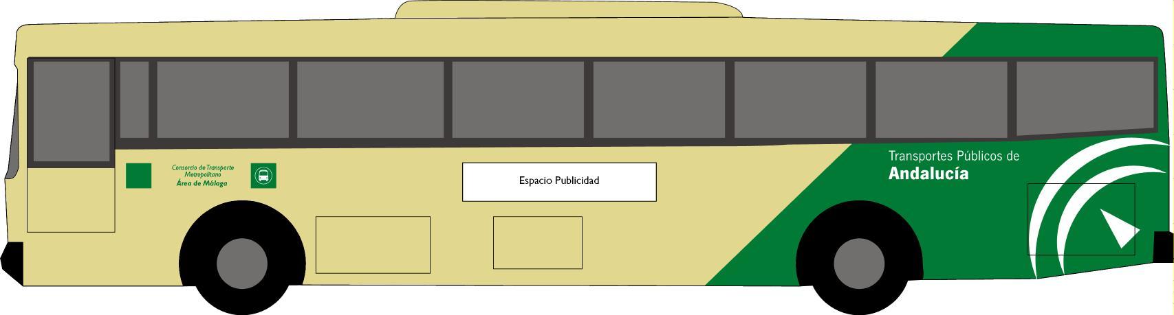 Autobús: lateral izquierdo