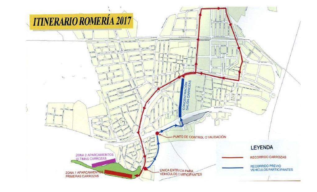 Alteraciones en varias líneas del Consorcio por las Fiestas de San Isidro 2017 en Estación de Cártama