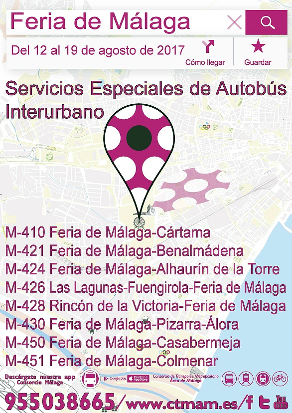 Feria de Málaga 2017 web