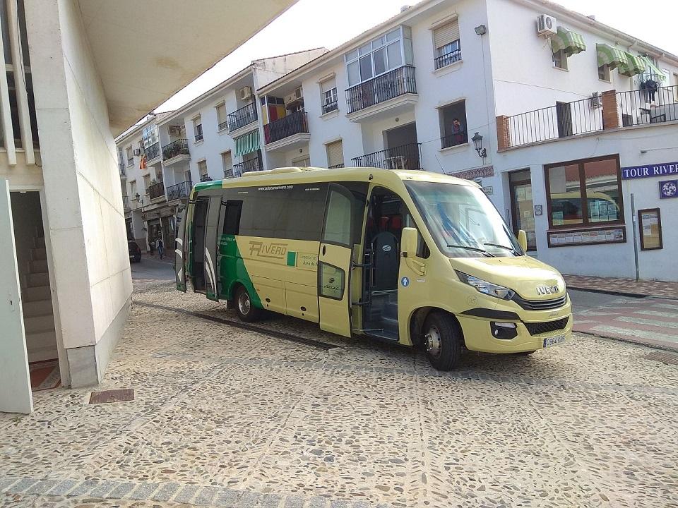 Nuevo vehículo de Autocares Rivero