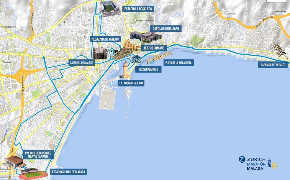 Consorcio de Transporte del rea de Mlaga Zurich Maratn de