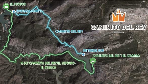 CAMINITO DEL REY 22 ABRIL