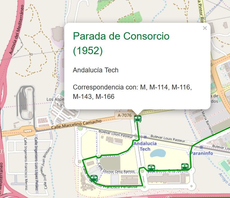 Servicios Universitarios CTMAm 2019-2020 Andalucía Tech