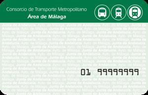 Malaga Consortium Travel Card