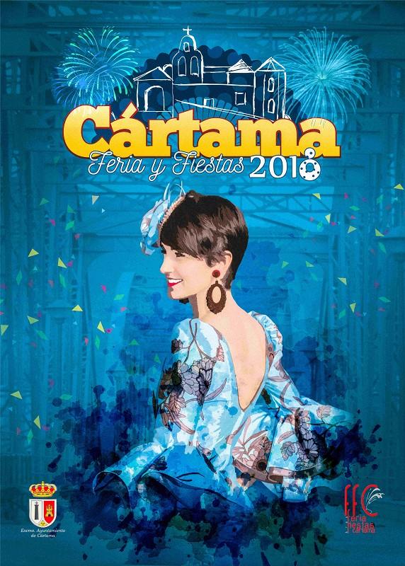 Feria Fiestas Cártama 2018 San Isidro