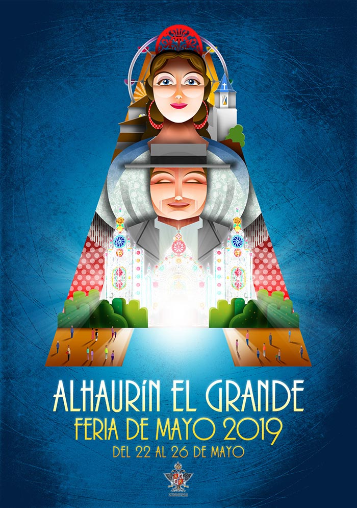 cartel-feria-mayo-alhaurin-el-grande-2019
