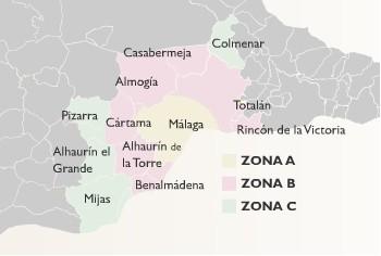 Mapa Zonal Inicial